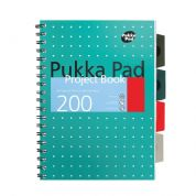 Pukka Pad B5 Project Book